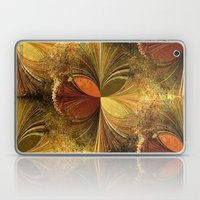 Fall Colours Abstract Laptop & iPad Skin
