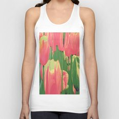 Tulip Tantrum Unisex Tank Top