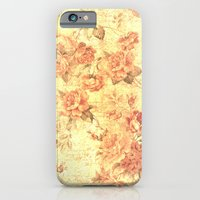 iPhone & iPod Case featuring TEXTURE OF FLOWER V by Ylenia Pizzetti