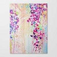 DANCE OF THE SAKURA - Lo… Canvas Print