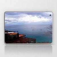 Positano: Amalfi Coast, … Laptop & iPad Skin