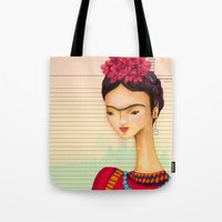 Icons / Frida Tote Bag