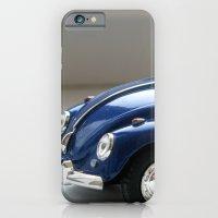 iPhone & iPod Case featuring Volkswagen Classical Beetle (1967) by Katja_Gerasimova