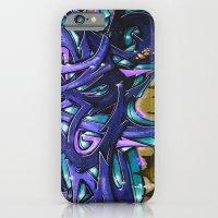 graffiti iPhone & iPod Cases featuring Graffiti by Fine2art