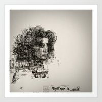 Involuntary Dilation Of … Art Print