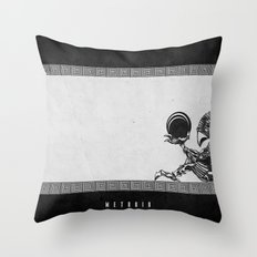 Metroid - The Chozo Geek… Throw Pillow