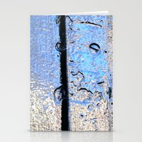 Urban Abstract 103 Stationery Cards