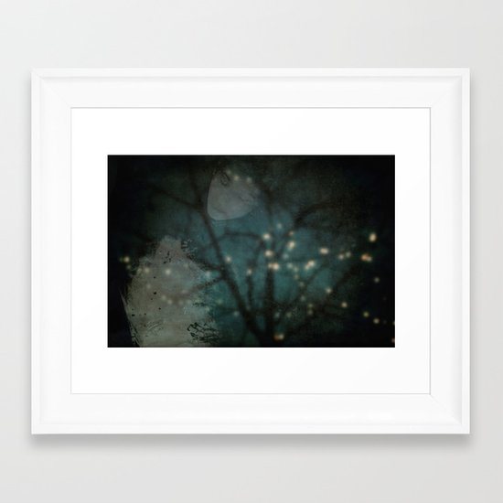 Lost in a Dream Framed Art Print
