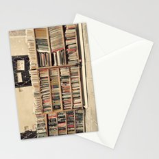 Old Books Stationery Cards