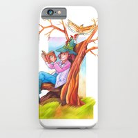 The beginning of an adventure iPhone 6 Slim Case
