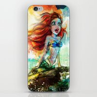 ~~ Someday I'll be part of your wooooorld~~  iPhone & iPod Skin