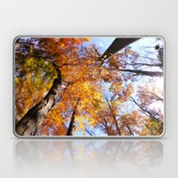 Autumn Sky Laptop & iPad Skin