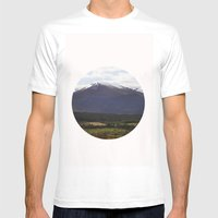 Highlands Mens Fitted Tee White SMALL