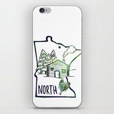 Northland Love iPhone & iPod Skin