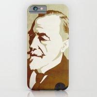 iPhone & iPod Case featuring Joseph Conrad by Kim Hoffnagle