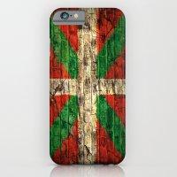 iPhone & iPod Case featuring Ikurriña by kreatox