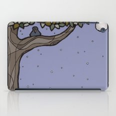 Night Tree iPad Case