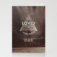 Hoodoo / MUSE / Matt Bellamy Stationery Cards