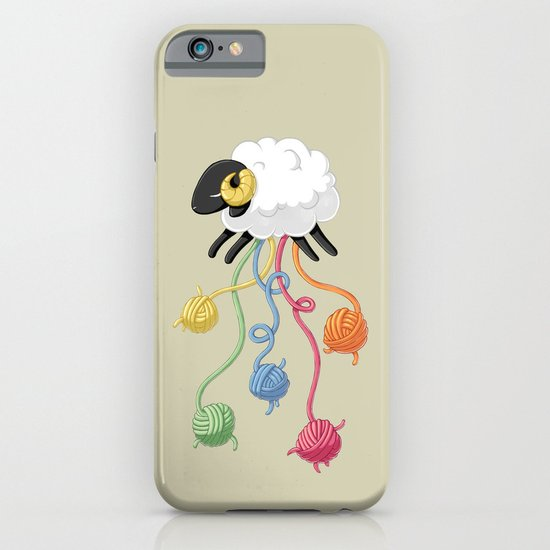 Wool Thread iPhone & iPod Case