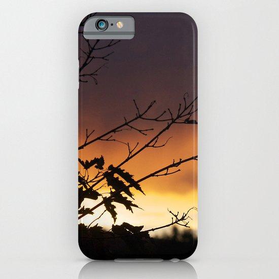 Sundown iPhone & iPod Case