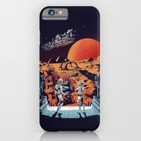 iPhone & iPod Case featuring PLANET X by SPYKEEE