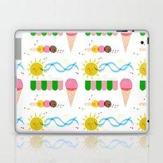 Ice Cream Summer Laptop & iPad Skin