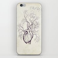 Treeheart iPhone & iPod Skin