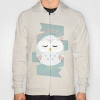 Friendly Owl Hoody