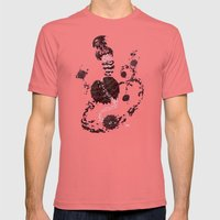 Heisenberg Mens Fitted Tee Pomegranate SMALL