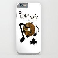 His Master's voice iPhone 6 Slim Case