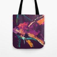 Angelfish V2 Tote Bag