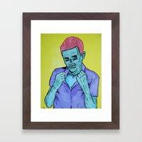 Luxicus Framed Art Print