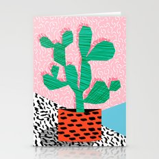 Cool Hang - Cactus Minim… Stationery Cards
