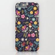 Ditsy Flowers iPhone 6 Slim Case