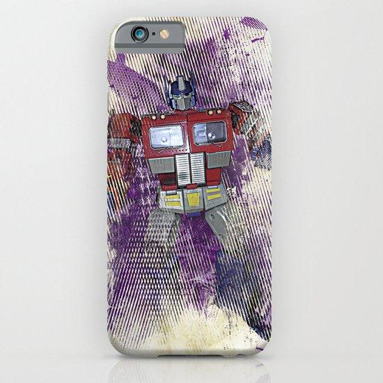 G1 - Optimus Prime iPhone & iPod Case