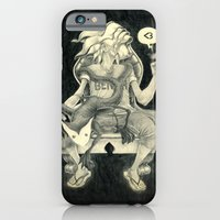 iPhone & iPod Case featuring Sitting Heart by Rommel Joson