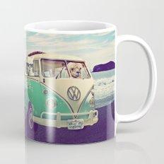 NEVER STOP EXPLORING THE BEACH Mug