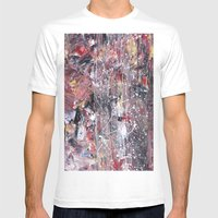 Untitled Mens Fitted Tee White SMALL