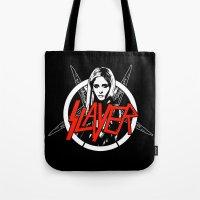 Vampire Slayer Tote Bag
