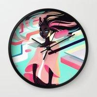 Gumdrop Wall Clock