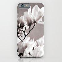 Magnolia Soulangeana iPhone 6 Slim Case