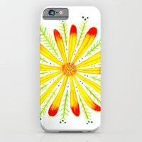 iPhone & iPod Case featuring flower by Reneé Leigh Stephenson