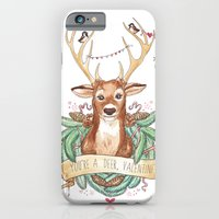 Deer Valentine iPhone 6 Slim Case