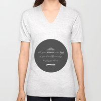 All your dreams Unisex V-Neck