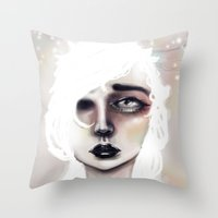 Will It Be Enough Throw Pillow
