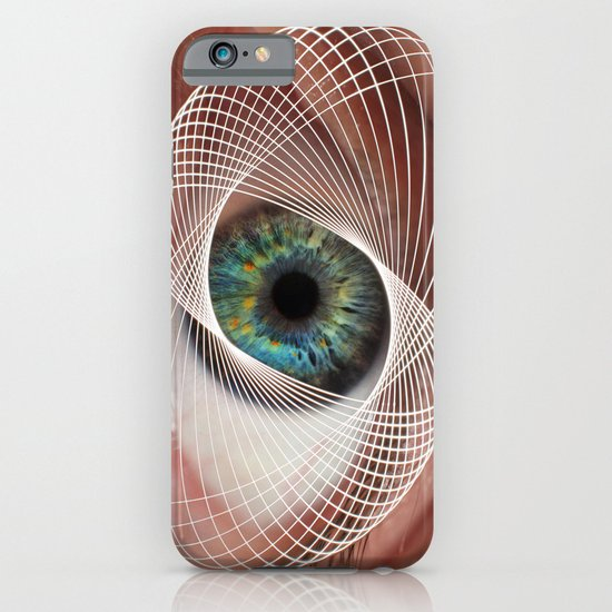 Mobius Eye Seeing All, Infinite Vision iPhone & iPod Case