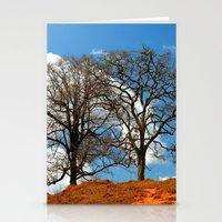 Brazilian landscapes Stationery Cards