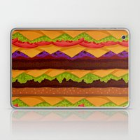 Infinite Burger Laptop & iPad Skin