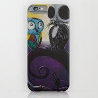 Jack&Sallyowls2 iPhone 6 Slim Case