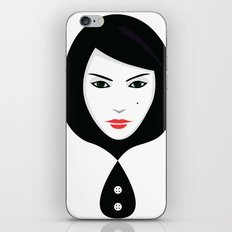 Look at Me iPhone & iPod Skin